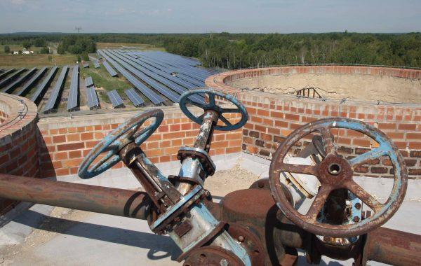 Solarpark Kokerei