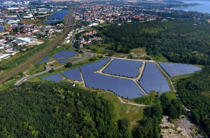 Solarpark Bitterfeld-Holzweißig