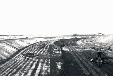 Tagebau Schlabendorf-Nord 1963