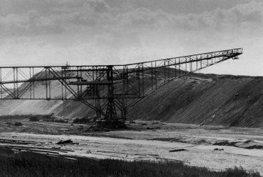 Tagebau Schlabendorf-Süd 1991