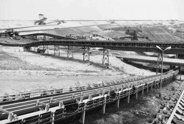 Tagebau Greifenhain 1986