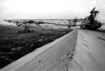 Tagebau Klettwitz-Nord 1992