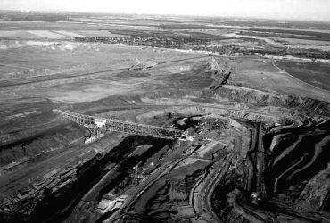 Tagebau Meuro 1999