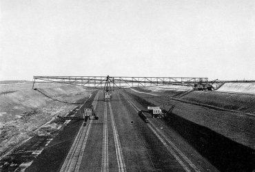 Tagebau Ilse-Ost 1931