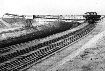 Tagebau Spreetal 1964