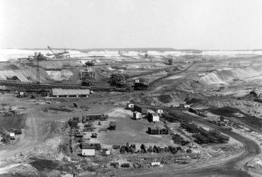 Tagebau Spreetal-Nordost 1988
