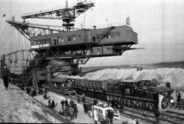 Tagebau Burghammer 1959