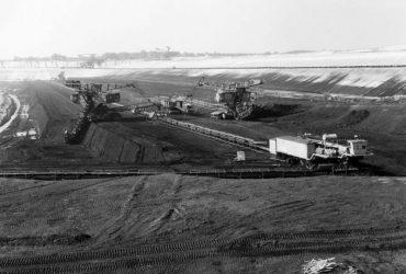 Tagebau Scheibe 1988