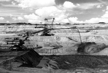Tagebau Berzdorf 1995