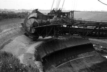 Tagebau Merseburg-Ost 1987
