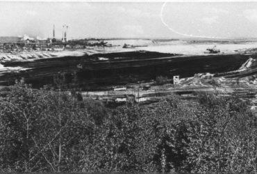 Tagebau Kayna-Süd 1970