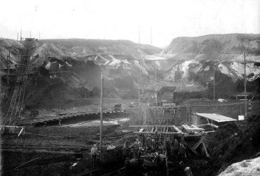Tagebau Gute Hoffnung Roßbach 1925