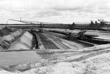 Tagebau Zwenkau 1994