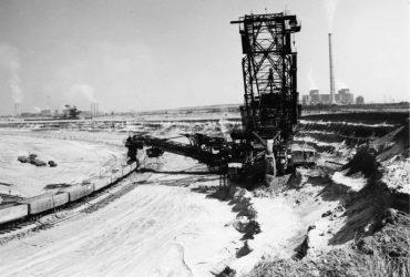 Tagebau Witznitz II 1988