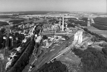 Industriestandort Sonne Freienhufen 1997