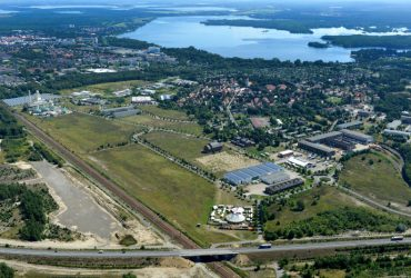Lausitz-Industriepark Marga Senftenberg 2016