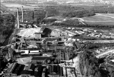 Industriestandort 69 Lauchhammer 1988