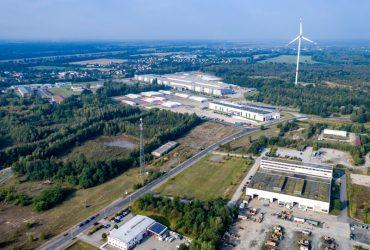 Lausitz-Industriepark Lauchhammer 2016