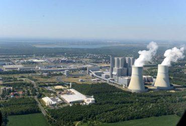 Industriepark Schwarze Pumpe 2015