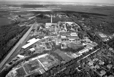 Industriestandort Laubusch 1995