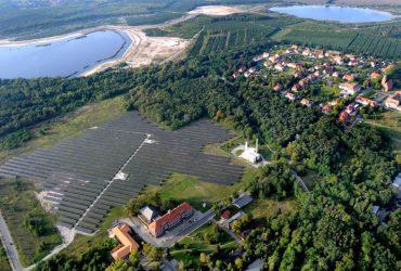 Solarpark Laubusch 2011