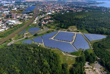 Solarpark Holzweißig 2016