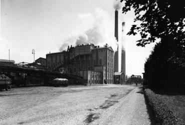 Brikettfabrik Beuna 1908
