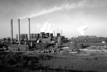 Industriestandort Espenhain 1995