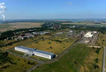 Mitteldeutscher Industriepark Espenhain 2015