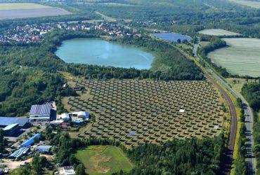 Solarpark Borna 2016