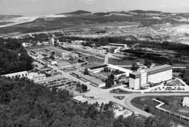Tagesanlagen Berzdorf 1997