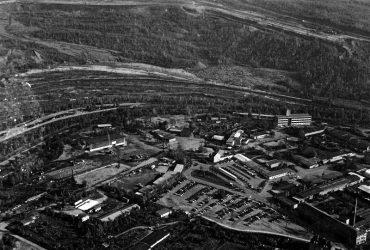 Tagesanlagen Zwenkau 1995
