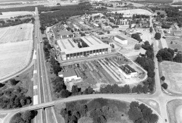 Hauptwerkstatt Kittlitz 1997